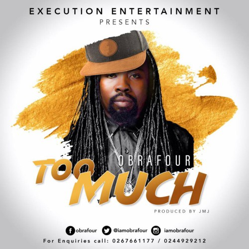 Obrafour Too Much  - Obrafour - Too Much (Prod. by JMJ)