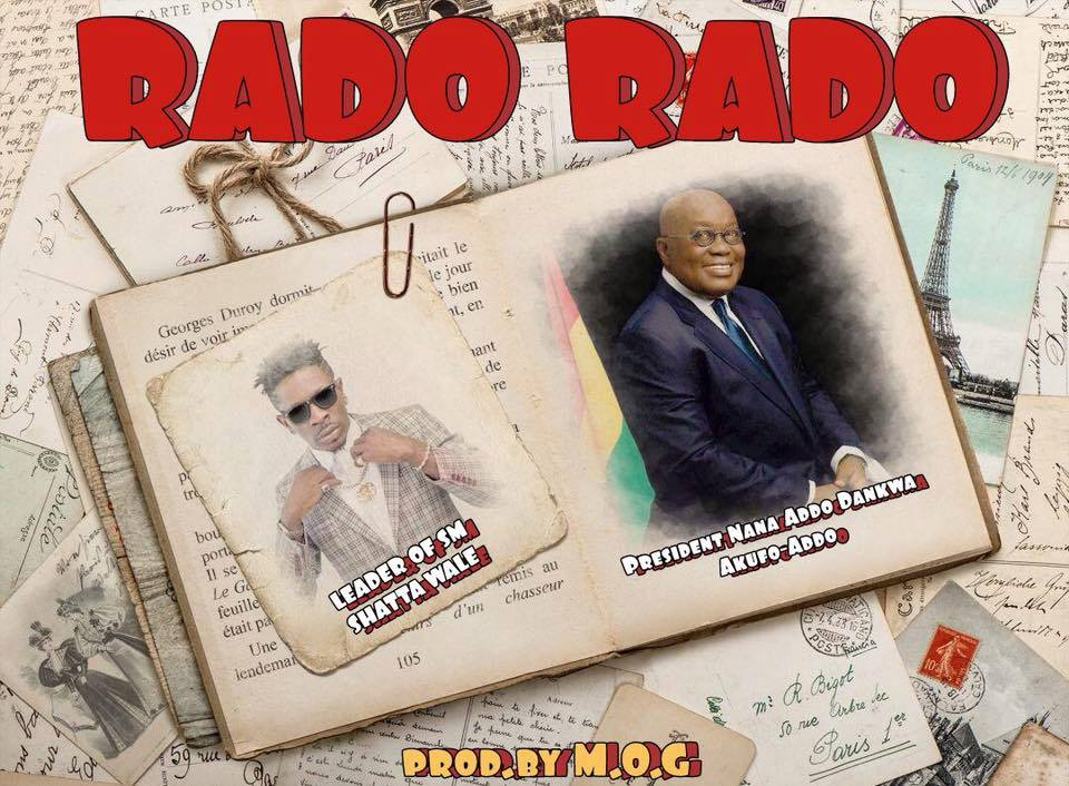 Shatta Wale Rado Rado PROD..BY M.o.g - Download: Shatta Wale - Rado Rado (PROD..BY M.o.g)