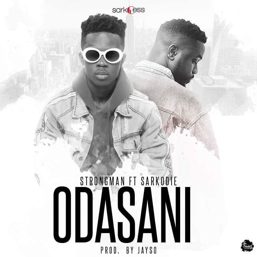 Strongman ft. Sarkodie Odasani Prod. By Jayso - Strongman - Odasani ft. Sarkodie (Prod. By Jayso) (Download mp3)
