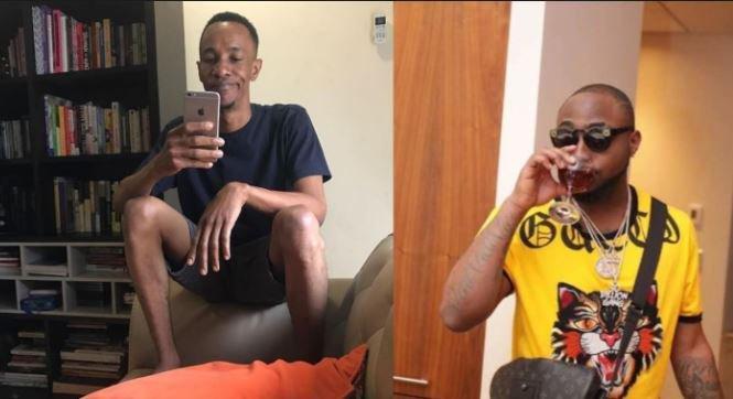 tagbo davido - Trending: Tagbo's friend, Damilola Usman raises questions for Davido