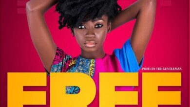 Photo of Adomaa ft. Efya – Free (Prod. by The Gentleman)