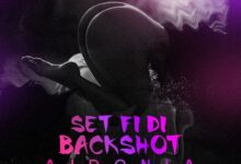 Aidonia - Set Fi Di Backshot