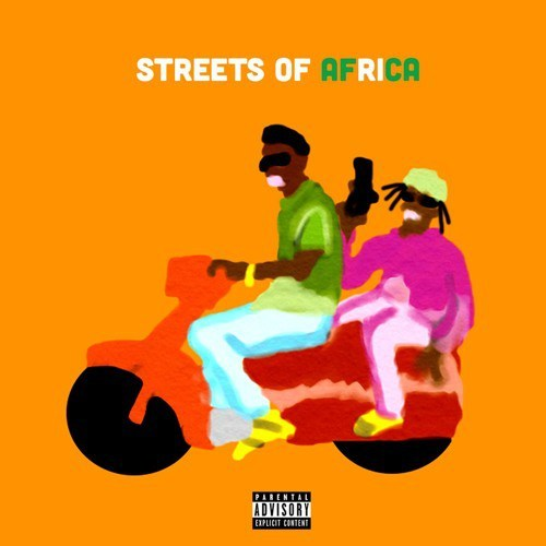 Burna Boy Streets Of Africa - Burna Boy - Streets Of Africa