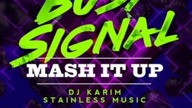 Photo of Busy Signal – Mash It Up