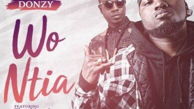 Photo of Download Music Mp3: Donzy ft. Flowking Stone – Wo Ntia