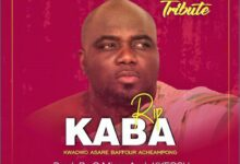 Photo of KK Fosu x Nero X – Tribute (RIP KABA)