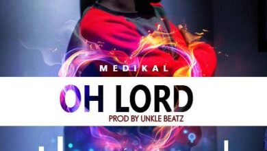 Photo of Medikal - OH LORD {Download mp3}