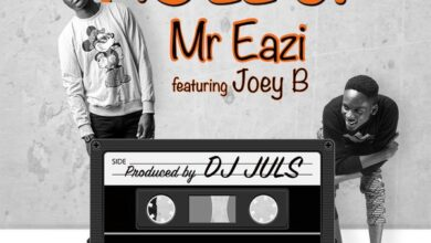 Photo of Mr Eazi - Holl'Up ft. Joey B {Download mp3}