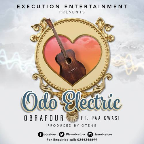 Obrafour ft. Paa Kwesi Odo Electric - Obrafour ft. Paa Kwesi - Odo Electric (Prod. by Oteng)