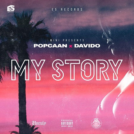 Popcaan Davido My Story  - Download: Popcaan x Davido - My Story