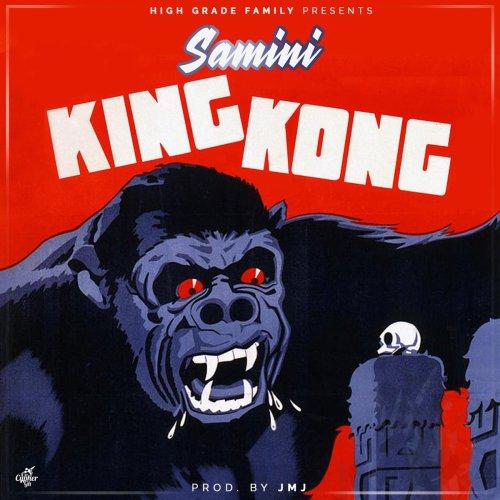 Samini King Kong - Samini - King Kong (Scatter - Shatta Wale Diss)