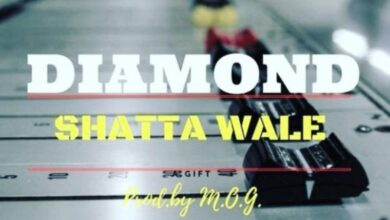 Photo of Shatta Wale – Diamond (Baking Soda) (Prod. by MOG)