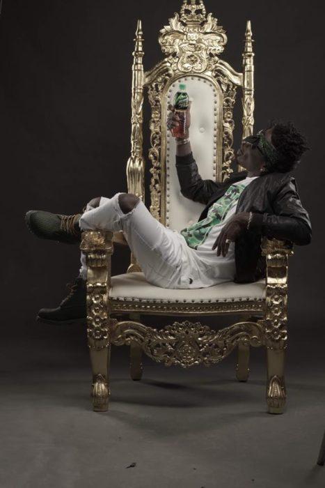 Shatta Wale Oluwa is my boss - Shatta Wale - Oluwa is my boss (Prod. by Willisbeatz)