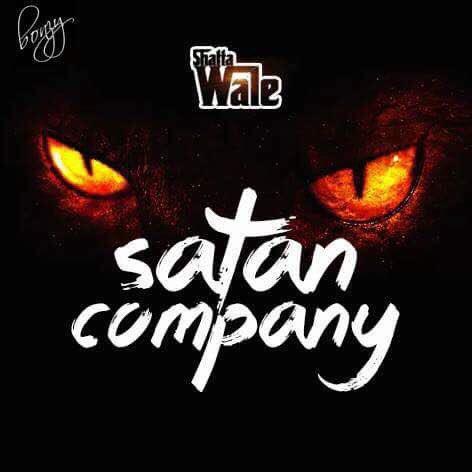 Shatta Wale Satan Company - Shatta Wale - Satan Company (Samini Diss Reply 2017)