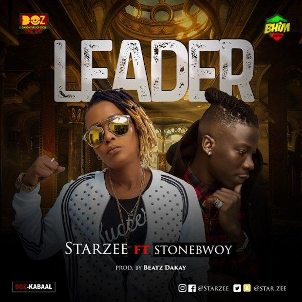 Star Zee ft. Stonebwoy Leader - Star Zee ft. Stonebwoy - Leader