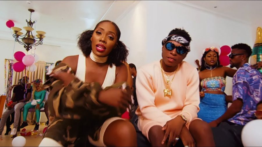 dj kaywise x tiwa savage informa - Dj Kaywise x Tiwa Savage - Informate ( Official Video )