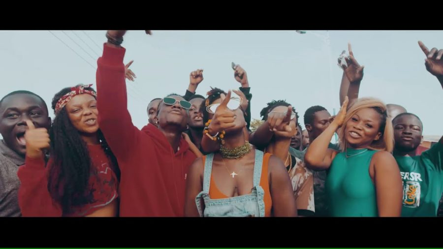 ebony hustle ft brella official - Ebony ft Brella - Hustle (Mundi Me Dwa!) (Official Music Video)