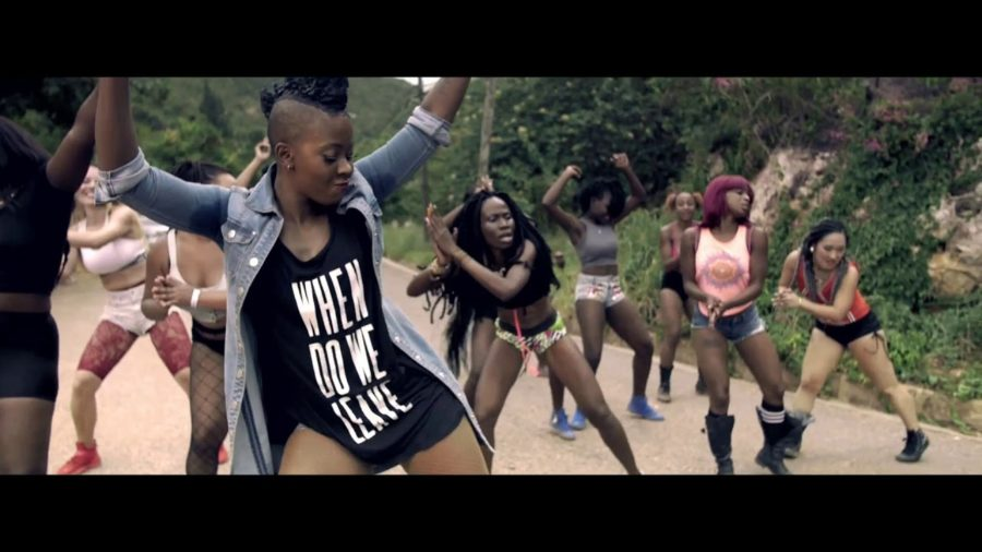fay ann lyons ft stonebwoy block - Fay-Ann Lyons ft. Stonebwoy - Block The Road (Official Music Video)