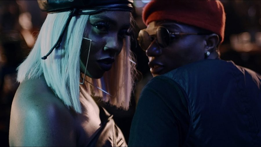tiwa savage ft wizkid spellz mal - Tiwa Savage ft. Wizkid & Spellz - Malo (Official Music Video)