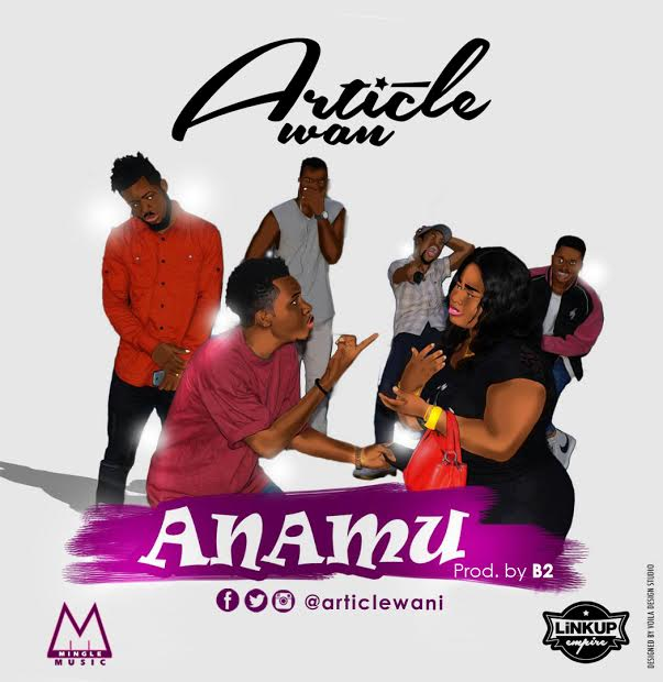 Article Wan – Anamu - Article Wan - Anamu (Prod By B2)