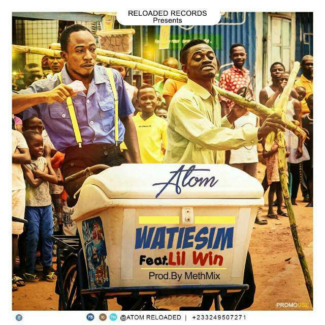 Atom ft. Lil Win Watiesim - Atom ft. Lil Win - Watiesim (prod. by MethMix)