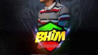 "Photo of Tickets Out For ""BHIM"" Concert ""EOM"" Album Release Edition"" Slated For December 22"