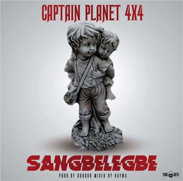 Captain Planet Sangbelegbe - Captain Planet - Sangbelegbe