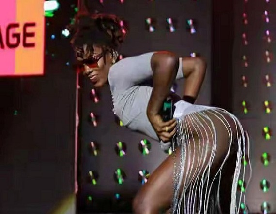 Ebonys outfits on stage has raised concerns about her negative influence on the youth - My private part 'display' wasn't on intentional - Ebony