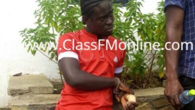 Photo of Police arrest 'killer' Stabbing and killing of Old Vandal, University of Ghana campus