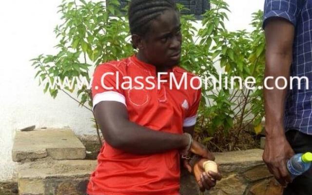 Police arrest 'killer' Stabbing and killing of Old Vandal, University of Ghana campus