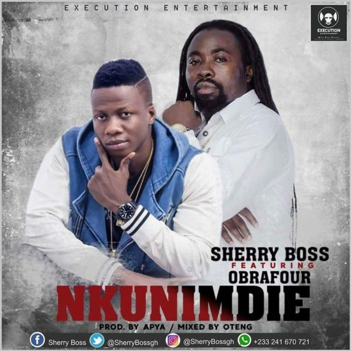Sherry Boss ft. Obrafour Nkunimdie Victory - Sherry Boss ft. Obrafour -  Nkunimdie Victory