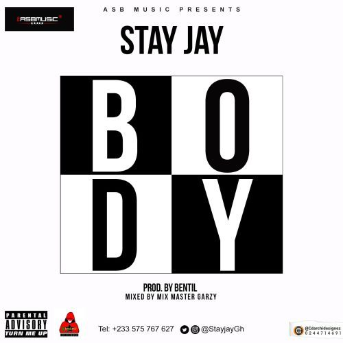 Stay Jay Body - Stay Jay - Body (Prod. by BentilBeatz)