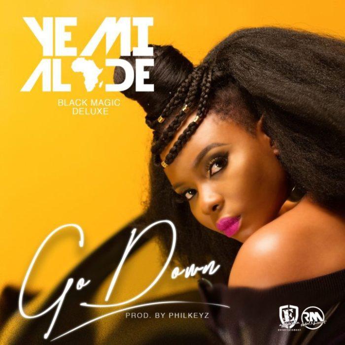 Yemi Alade Go Down - Yemi Alade - Go Down (Prod. Philkeyz)