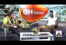 Photo of Video: Tic Tac walks out of live TV interview over Shatta Wale