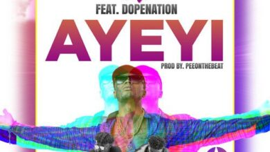 Photo of E.L ft. Dope Nation – Ayeyi (Prod. by Pee Gh)