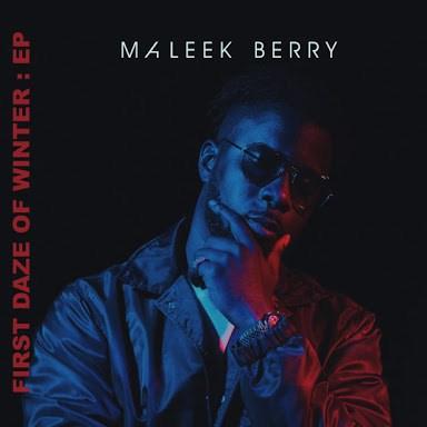Maleek Berry Pulling Me Back - Maleek Berry - Pulling Me Back