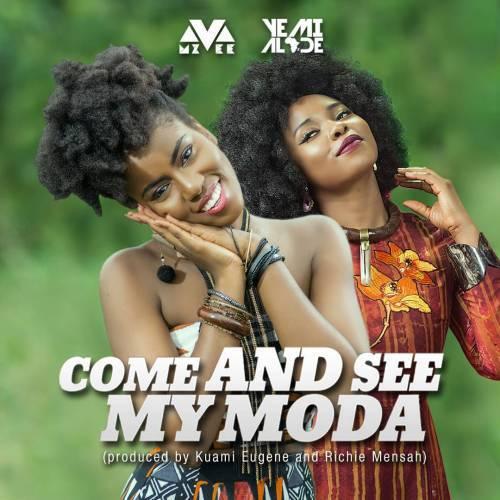 MzVee ft. Yemi Alade Come and See My Moda  - MzVee ft. Yemi Alade - Come and See My Moda