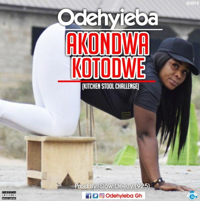 Odehyieba Akondwa Kotodwe - Odehyieba - Akondwa Kotodwe (Prod. By Slow Dezzy)