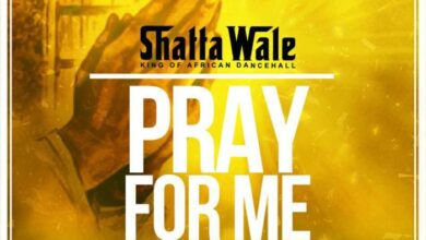 Photo of Shatta Wale - Pray for Me (prod. by Willisbeatz)