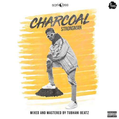 Strongman Burner Charcoal Mixed By TubhaniMuzik - Strongman Burner - Charcoal