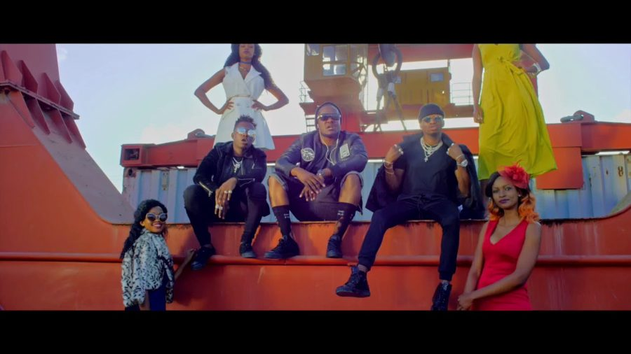 fid q ft diamond platnumz rayvan - Fid Q ft. Diamond Platnumz & Rayvanny - Fresh Remix (Official Video)