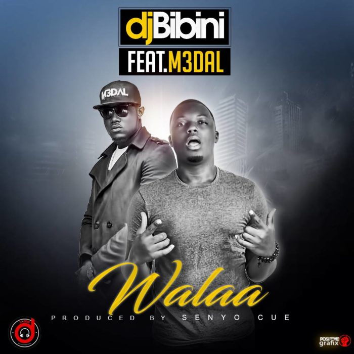 DJ Bibini ft. M3dal Walaa Prod. By SENYOCUE - DJ Bibini ft. M3dal - Walaa (Prod. By SENYOCUE)