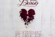 Photo of Nana Boroo ft. Sarkodie – Broken Heart (Prod. by Streetbeatz)