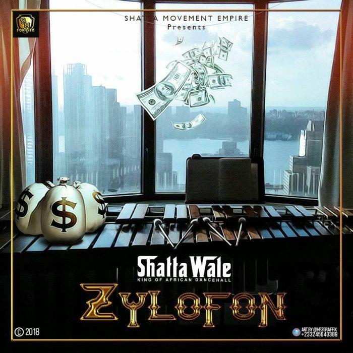 Shatta Wale Zylofon Prod. By Willisbeatz - Shatta Wale - Zylofon (Prod. By Willisbeatz)
