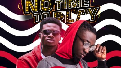 Photo of Snow B ft. Kuami Eugene – No Time to Play