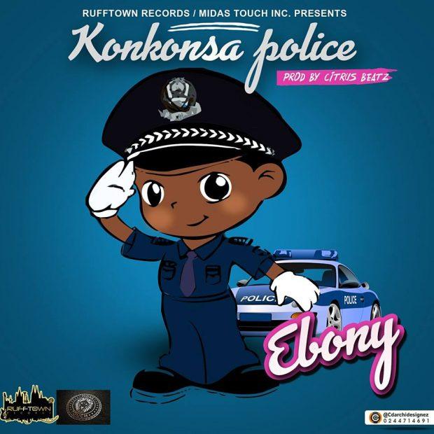 Ebony Konkonsa Police - Ebony - Konkonsa Police