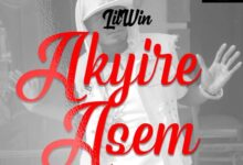 Photo of Lil Win – Akyire Asem (Prod. By Collins Tee)