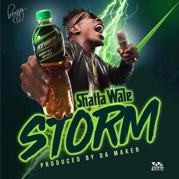 Shatta Wale Storm Energy - Shatta Wale - Storm Energy
