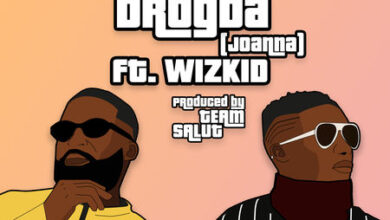 Photo of Afro B ft. Wizkid – Drogba (Joanna)