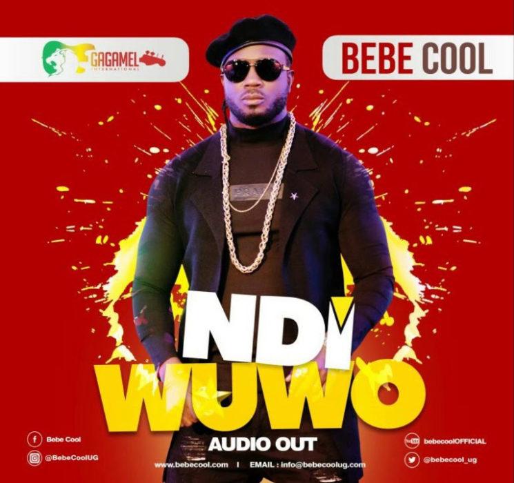 Bebe Cool Ndi Wuwo - Bebe Cool - Ndi Wuwo